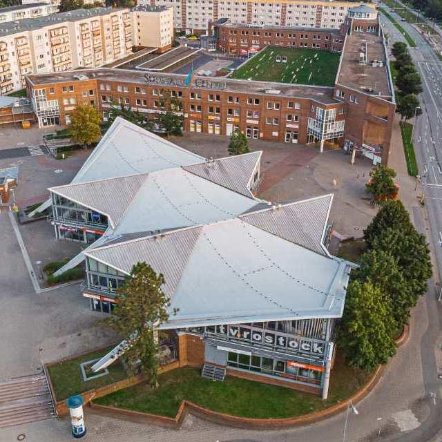 Post Südstadt Center Rostock